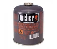 Купить Weber <b>газовый баллон</b> для Performer Deluxe, Q1200 и Go ...
