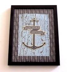 nautical office decor. Image Is Loading Beach-Anchor-Nautical-Framed-Art-Picture-Home-Office- Nautical Office Decor