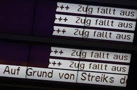 Die bahn hat dadurch ein riesiges defizit angehäuft. Lokfuhrer Kontra Deutsche Bahn Gdl Streik Beginnt Im Guterverkehr Wirtschaft Schwarzwalder Bote