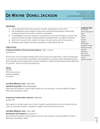 Tig Welder Resume Examples Brilliant Ideas Of 24 Professional Welder Resume Examples Vinodomia 1