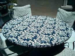 round outdoor tablecloth with umbrella hole tablecloths square fitted vinyl t elastic patio