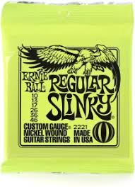 Guitar String Size Chart How To Choose Electric Guitar Strings Sweetwater