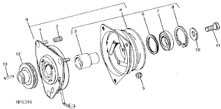 similiar john deere pto diagram keywords john deere pto clutch diagram likewise john deere 212 wiring diagram