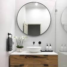 frameless bathroom vanity mirror. Bathroom Mirror Also Oval Bathroom Mirrors With Lights Round  Vanity Frameless Bath