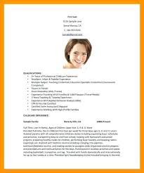 Resume Bio Example Awesome Sample Resume Real Estate Bio Examples Beautiful Bio For Babysitting