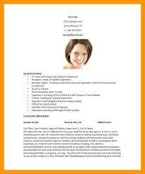 Resume Bio Example Simple Sample Resume Real Estate Bio Examples Beautiful Bio For Babysitting