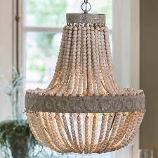 wood chandelier lighting. Wooden Chandelier Lighting. Anvers Bead Lighting Wood