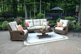 patio furniture seating sets proof lake como deep seating patio furniture set