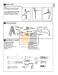 chamberlain other 3000 garage door openers pdf page preview