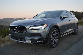 2017 Volvo V90 Cross Country T6 AWD Review | Car Reviews and news ...