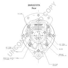prestolite leece neville Prestolite Alternator Wiring Diagram 8mr2070ta rear dim drawing prestolite marine alternator wiring diagram