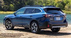 2020 Subaru Outback Motorweek