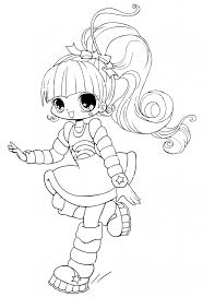 Small Picture chibi coloring pages Cute Anime Coloring Pages Coloring Pages