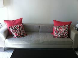 throw pillows for sofa with embroidered birdssofa throw pillows