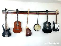 guitar wall horizontal guitar wall mount how horizontal guitar wall mount electric guitar wall mount