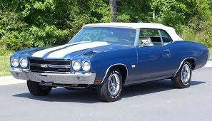 Ncrs Offers Data To Document Chevy Muscle Cars Classiccars Com