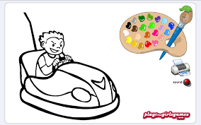 Small Picture Car Games Boys Coloring PagesGamesPrintable Coloring Pages Free