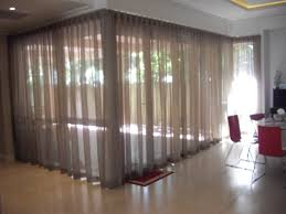 ceiling mounted curtain tracks