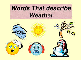 Color How Many Weather And Senses By Jihan Medhat Ppt