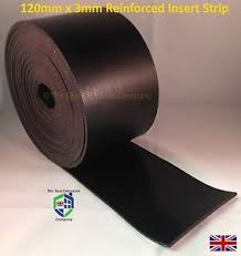 image is loading up and over garage door rubber seal for