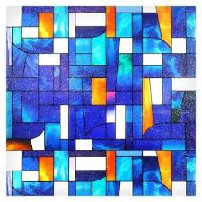 30 patterns 3abst 3abstract stained glass window