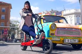 <b>Folding E</b>-<b>Scooter</b> Narcine Finally on the Market After Three Years of ...