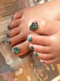 Turquoise Toe Nail Designs Turquoise Butterfly Toe Nails Toe Nails How To Do Nails