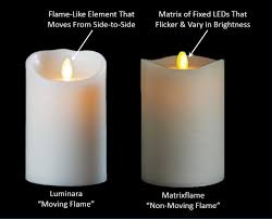 luminara outdoor candles. Luminara And Matrixflame 2.jpg Outdoor Candles