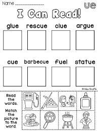 These worksheets aim to build a child's knowledge of consonants, vowels and their corresponding sounds. Pin On Reading Lessons
