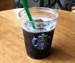 black iced coffee starbucks.  Black Starbucks Black Americano Vegan Intended Iced Coffee O