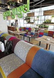 google budapest office 1. cheerful the gerai gugel cafeteria offers a catered lunch buffet daily for employees and their google budapest office 1 i