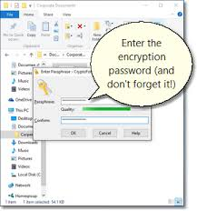 How To Encrypt Files How To Encrypt A File