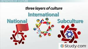 levels of culture national international subcultural video  levels of culture national international subcultural video lesson transcript com