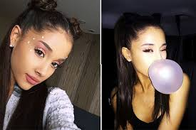 dewy skin get a glow like ariana grande with highlighter bronzer hollywood life