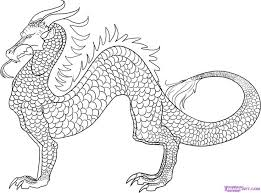Small Picture 44 best Dragon images on Pinterest Chinese dragon Coloring