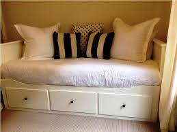image of hemnes daybed frame big brown ikea hemnes linen