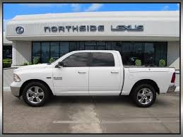 Pre Owned 2017 Ram 1500 Lone Star 4x2 Crew Cab 5'7