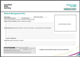 Simple Birth Plan Examples Free 10 Best Medical Management Plan Examples Templates