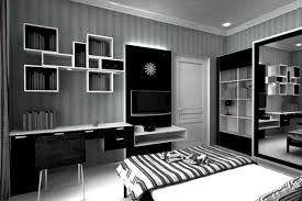 Black And White Bedroom Ideas For Teenagers