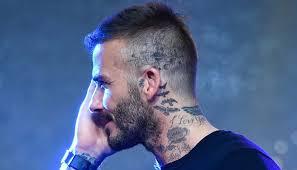 дэвид бекхэм засветил новую татуировку посвящение семье Znajua