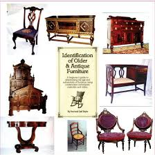 Identification of Older and Antique Furniture DVD by Fred Taylor.