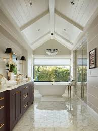traditional bathroom by lindsay chambers design