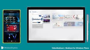 Diretta streaming dei canali Mediaset attiva per tutte le app