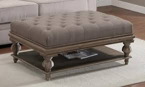 tufted coffee table ottomans photo of tufted ottoman coffee table tufted ottoman coffee table