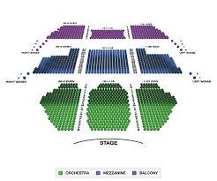 Aladdin Theater Seating Chart 22 Genuine New Amsterdam Theatre Seat View
