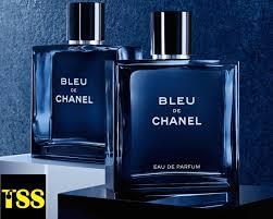 chanel de bleu. chanel bleu de now available in luxury size {fragrance news}