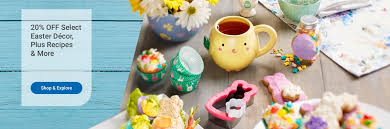 20 off select easter décor plus recipes more
