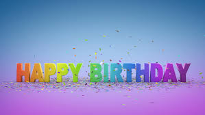 Free Shutterstock Images Happy Birthday 3d Animation Stock Footage Video 100 Royalty Free 2752439 Shutterstock