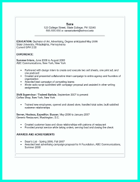 100 Resume For College Template 25 Best Creative Cv