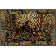 amazing 168 best bear gifts home decor images on bear black for wildlife area rugs ordinary